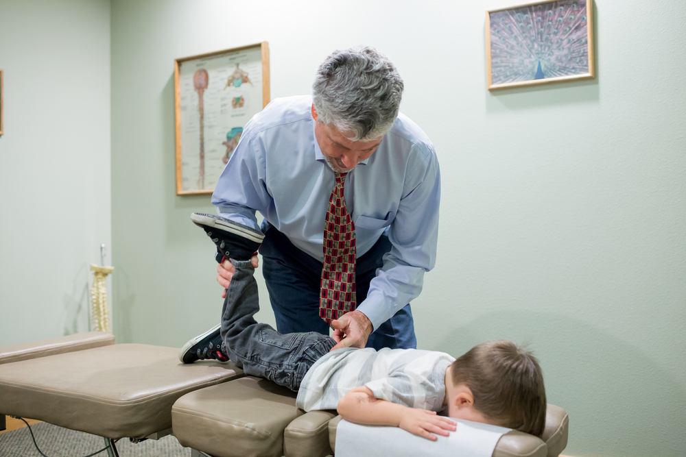 pediatric chiropractic care from your chiropractor in long beach